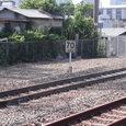 JR宝塚線復旧工事終了2