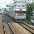 JR宝塚線復旧 6/20(月)朝 117系のスジに入った113系