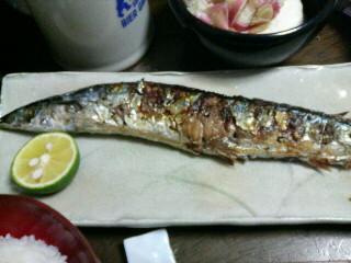 宮城沖の秋刀魚 88<br />  円@イオン